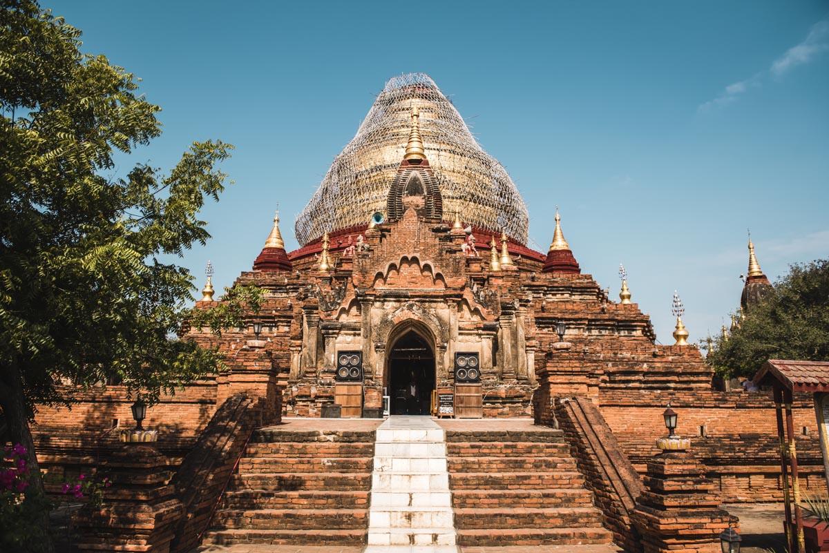 Dhammayazika Tempel