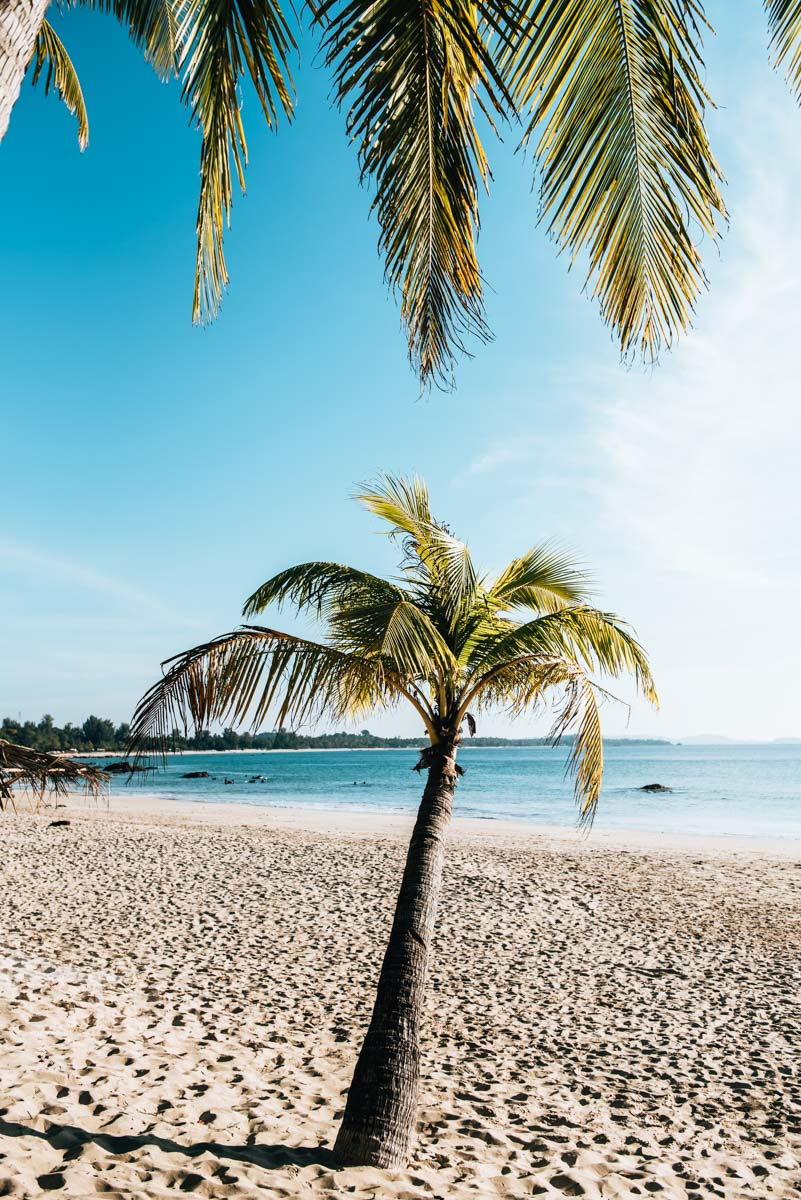 Ngapali Beach Erfahrung
