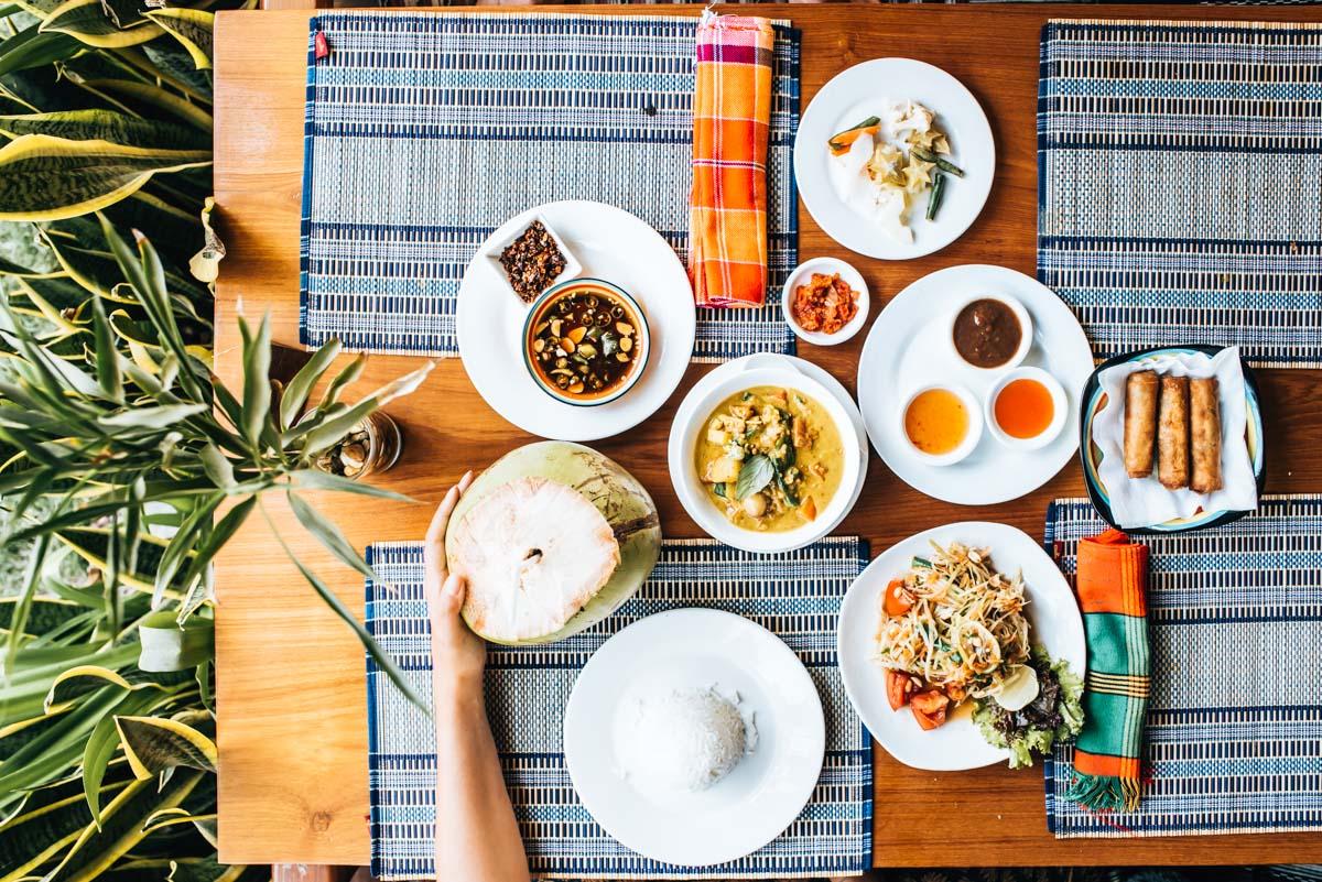 Restaurant Tipps Bagan