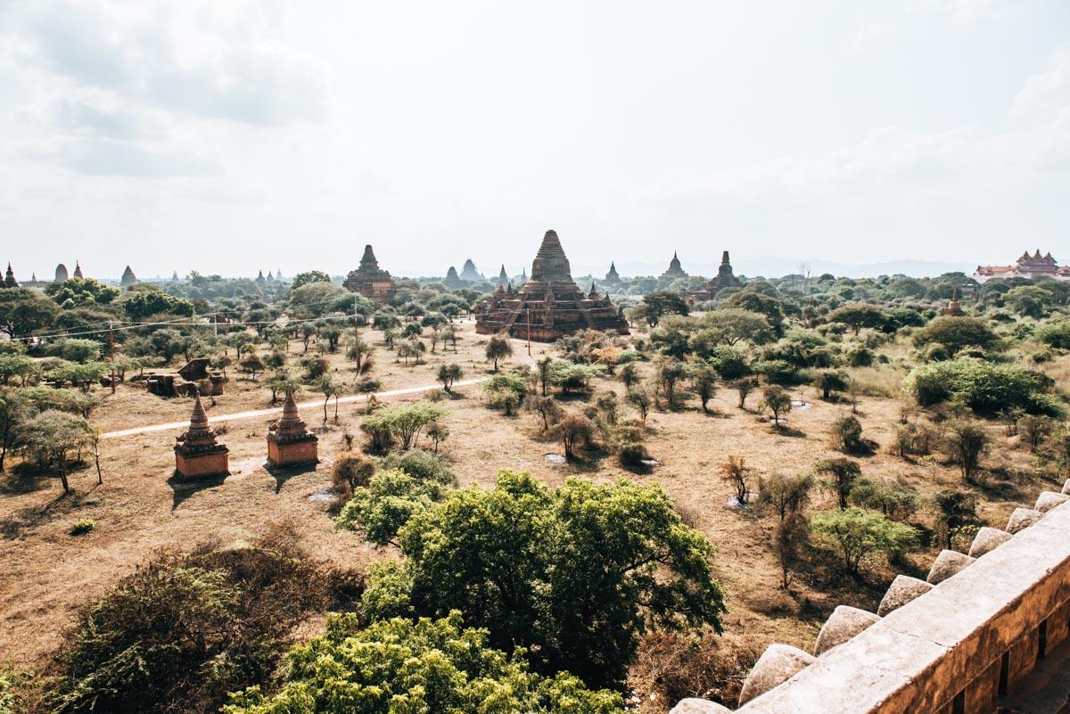 Shwe gyu gyi Temple