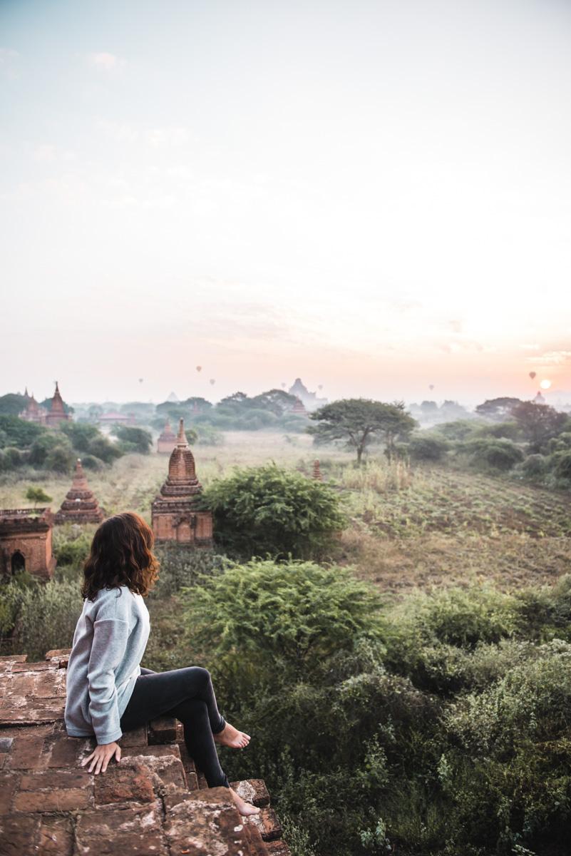 Sonnenaufgang Bagan Tipps
