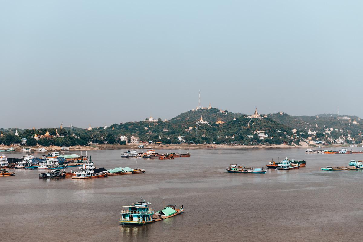 Ausflug Mandalay