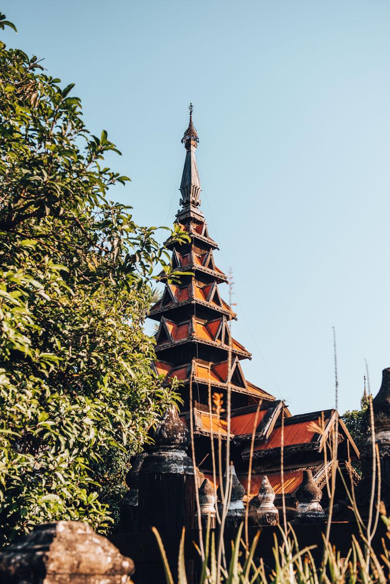 Bagaya Kyaung Inwa