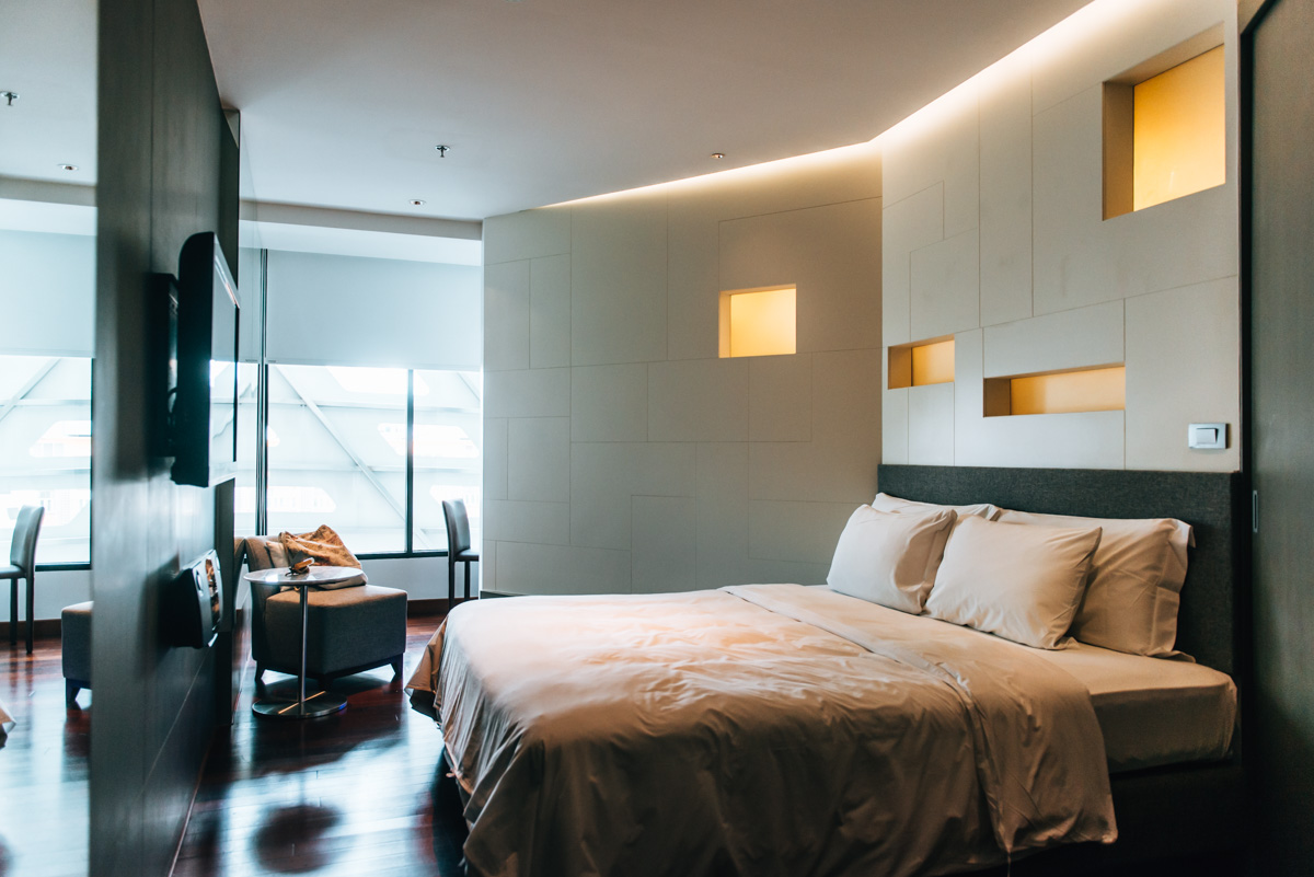 Bangkok Hotel Tipps