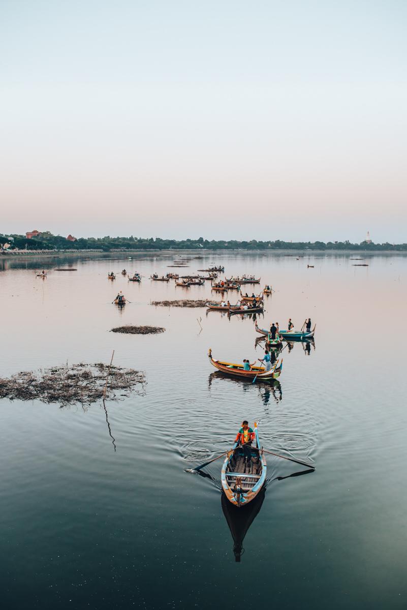 Brücke Mandalay