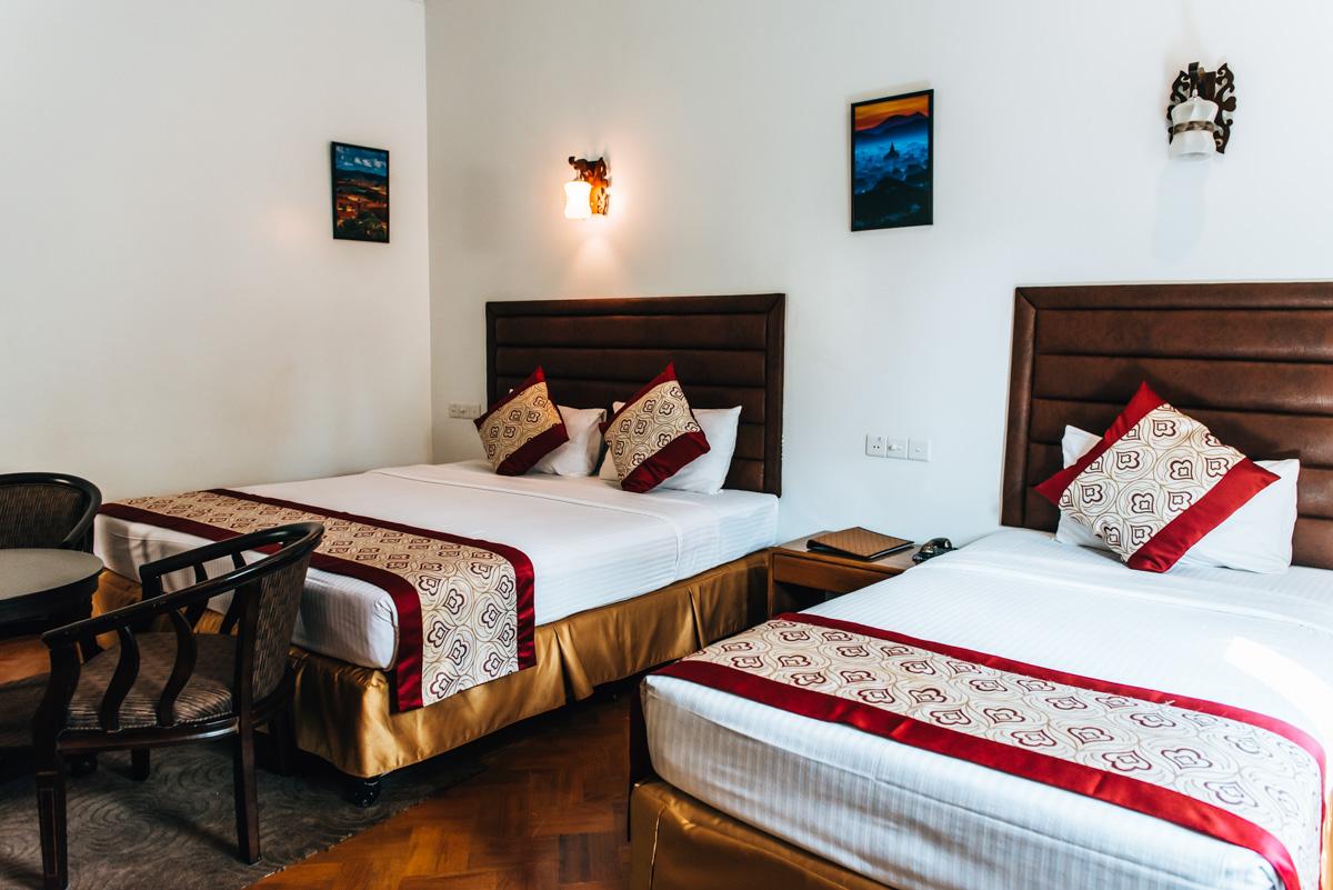 Hoteltipp Bago