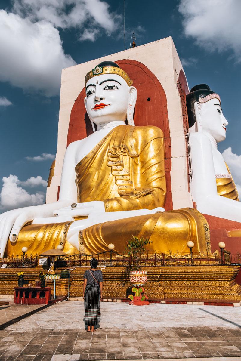 Kyaik Pun Buddha