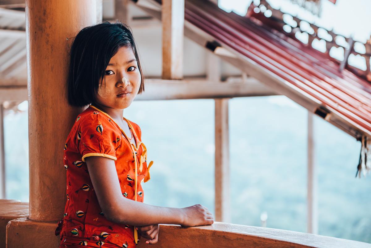 Myanmar Kinder