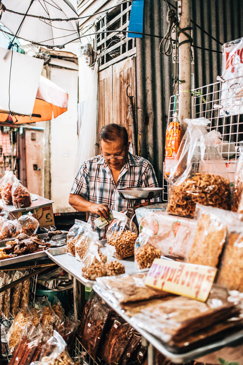 Wang Lang Markt