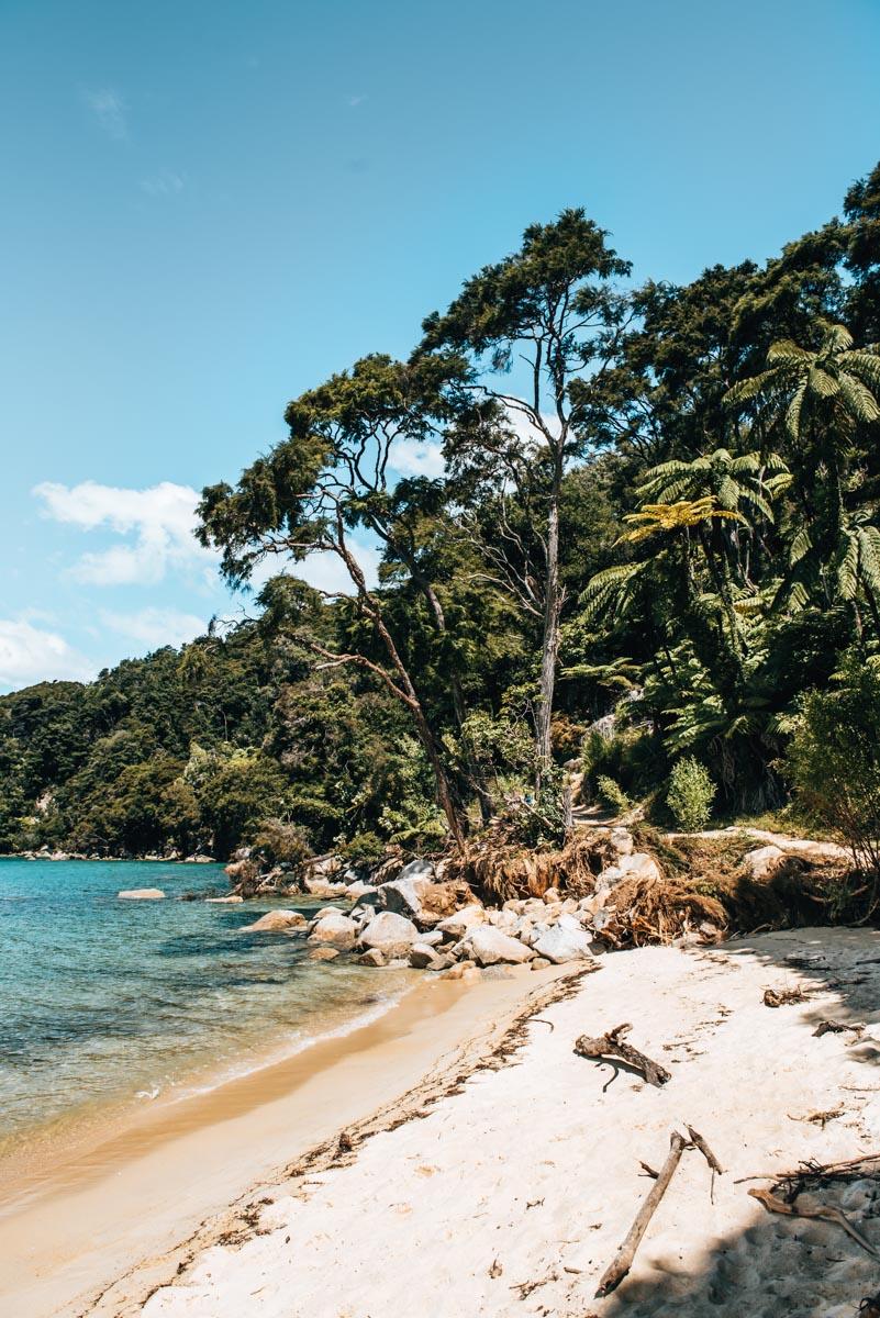 Abel Tasman Wandern