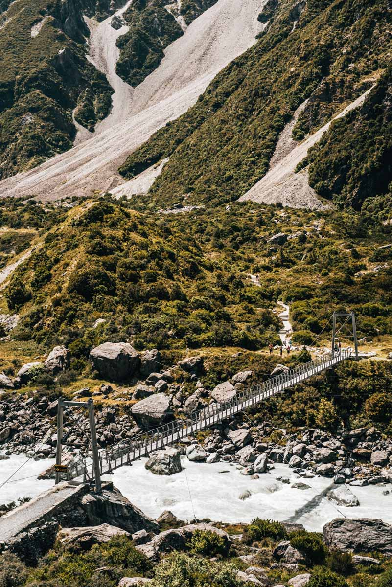 Mount Cook Wanderung