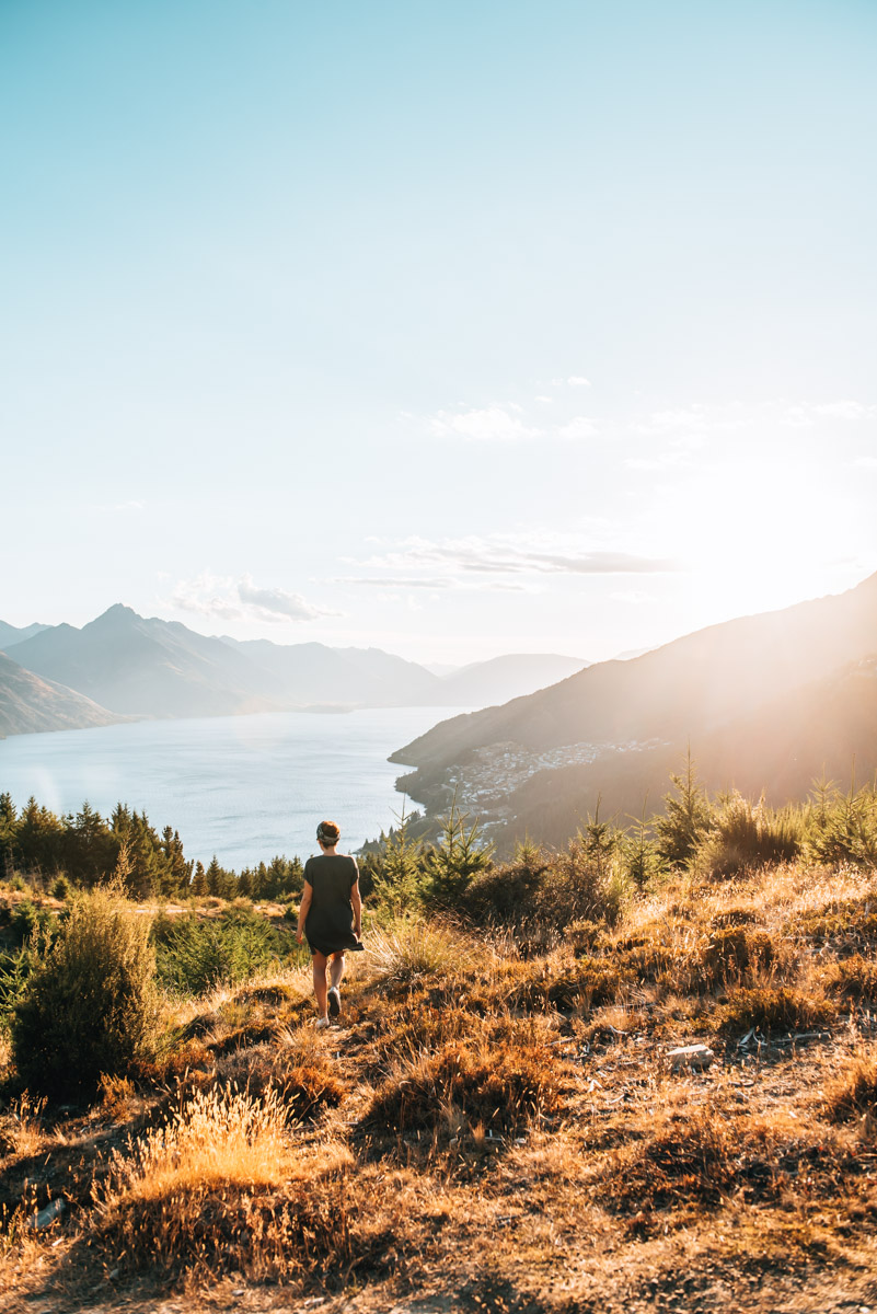 Queenstown hiking
