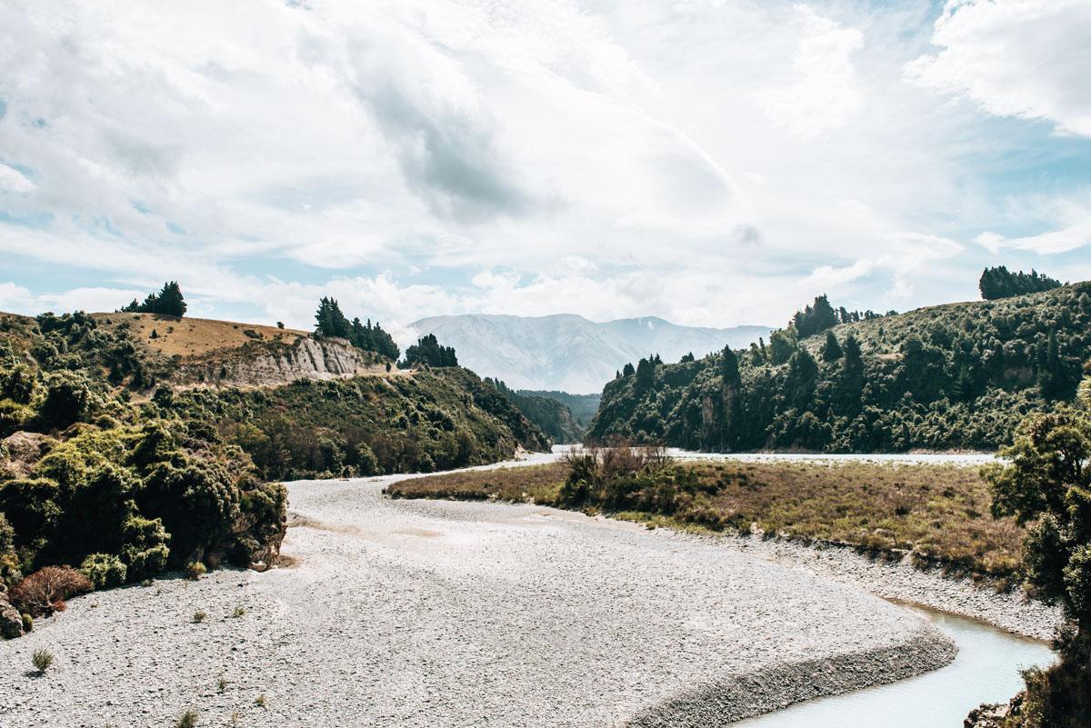 Rakaia Gorge