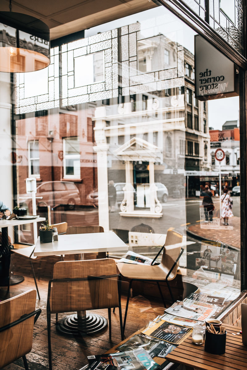 The corner store Dunedin