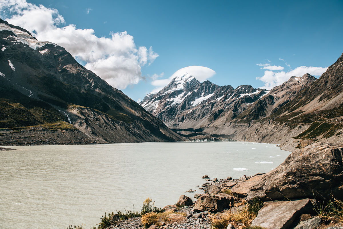 Tips Mount Cook