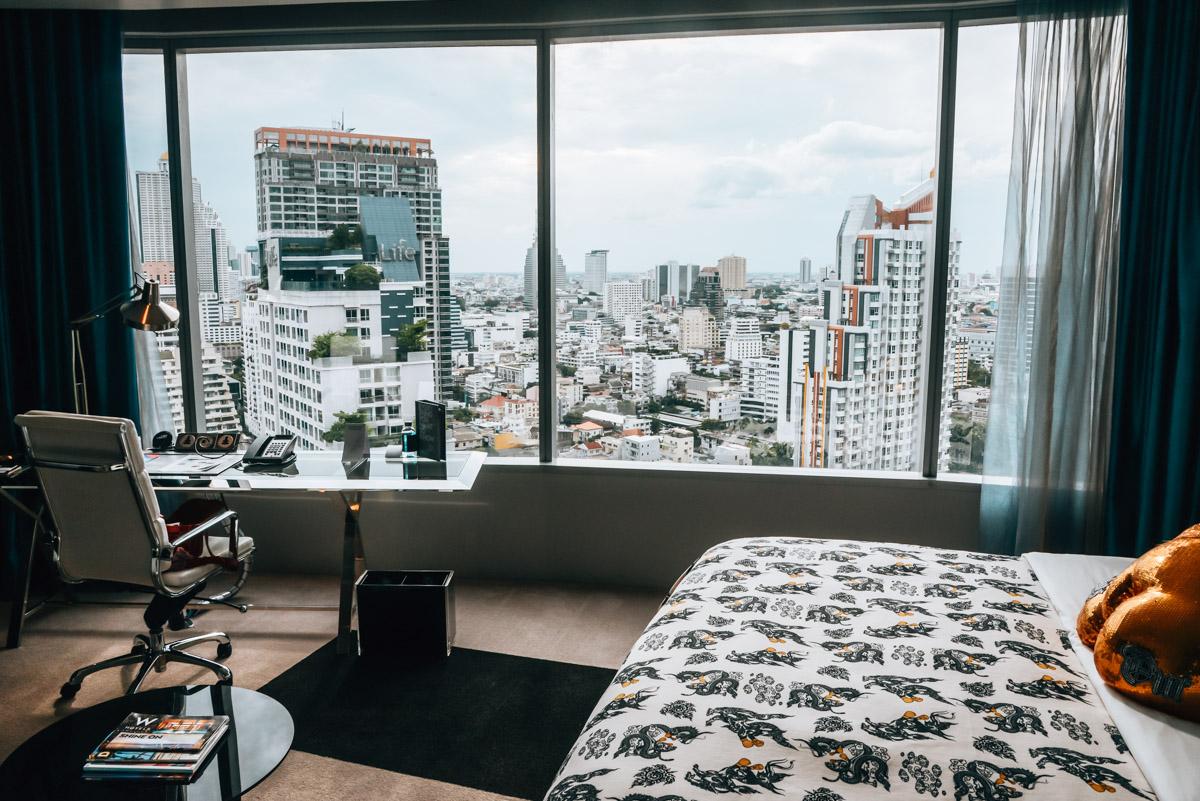 W Hotel Bangkok Tipps