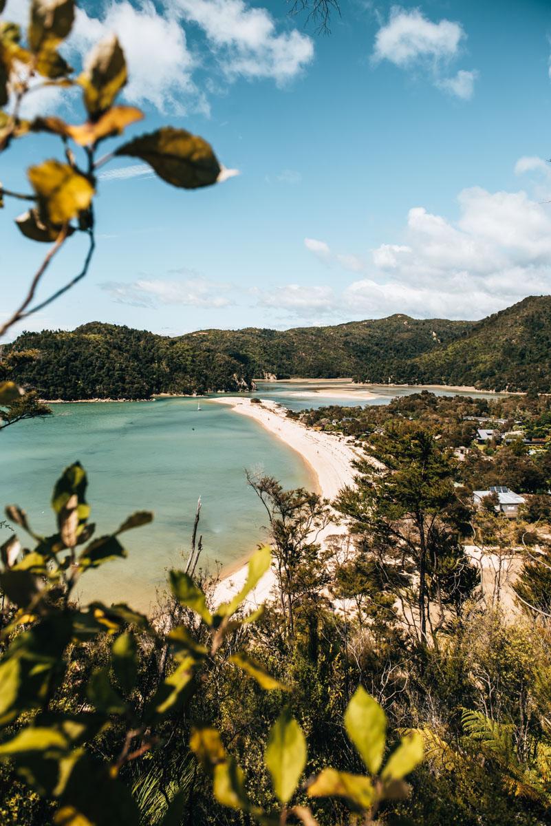 Abel-Tasman Nationalpark Wandern
