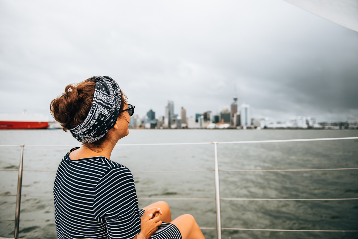Auckland Segeln