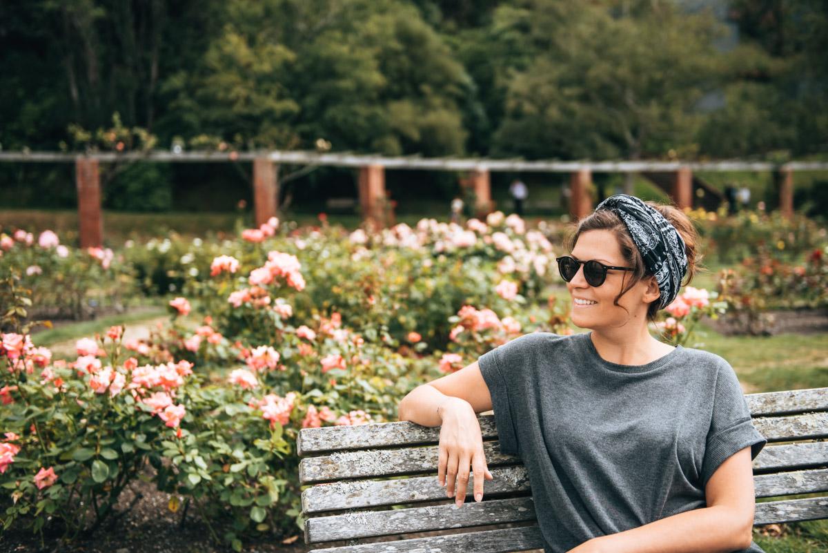Botanische Gärten Wellington