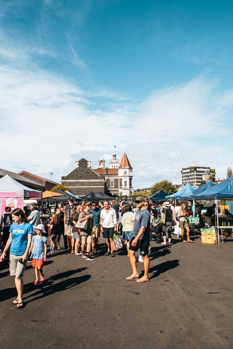 Farmers Market Dunedin