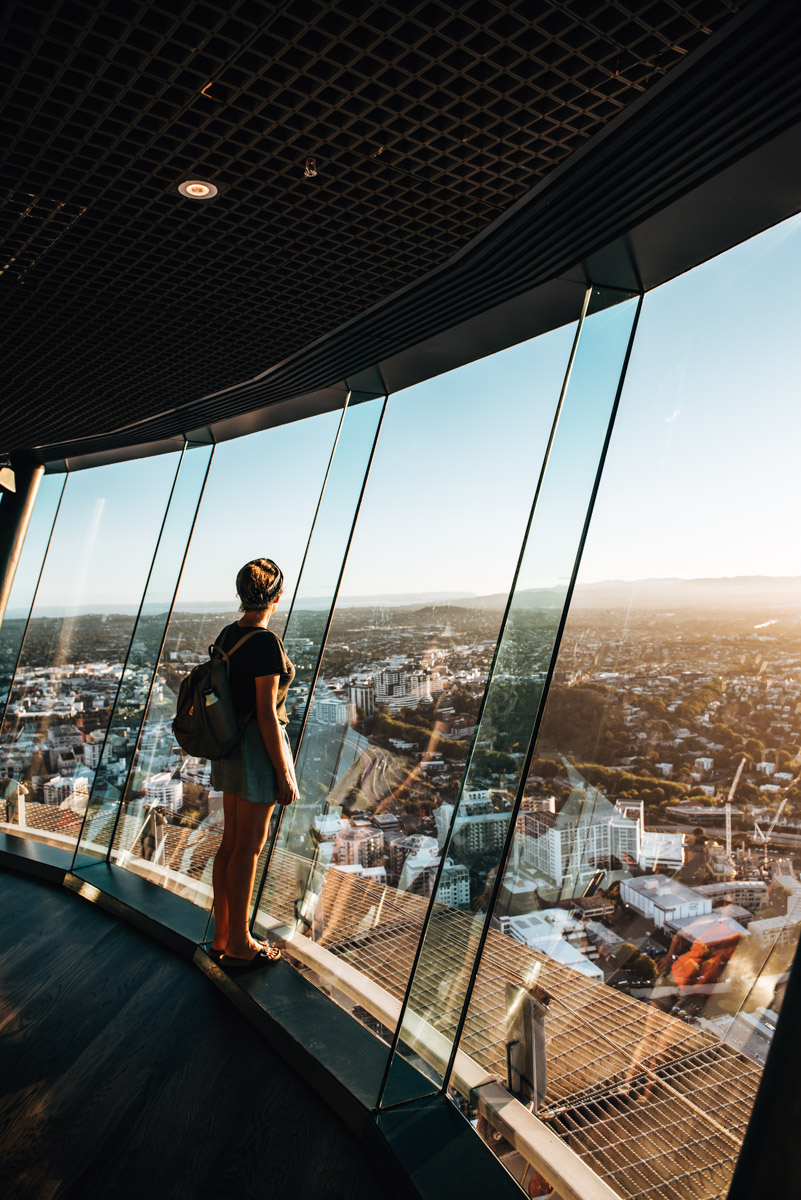 Fernsehturm Auckland