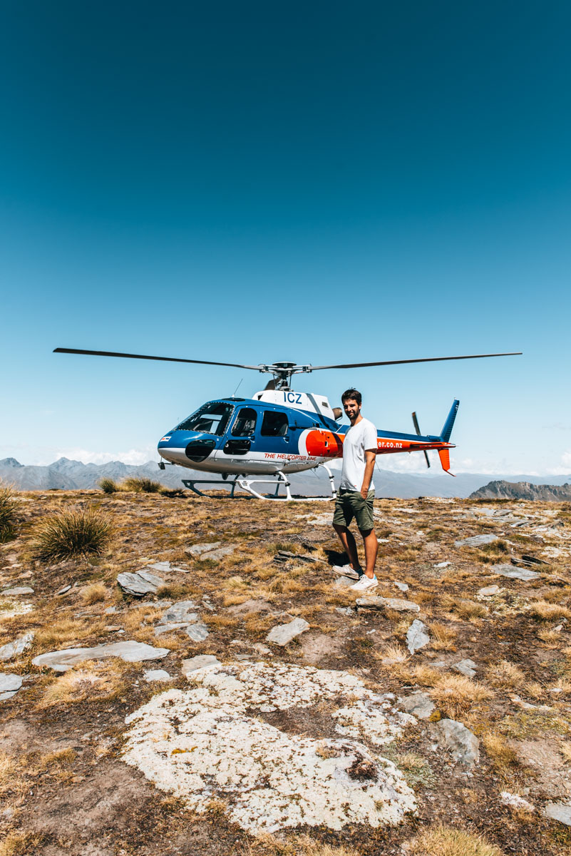 Helicopter Queenstown Tips