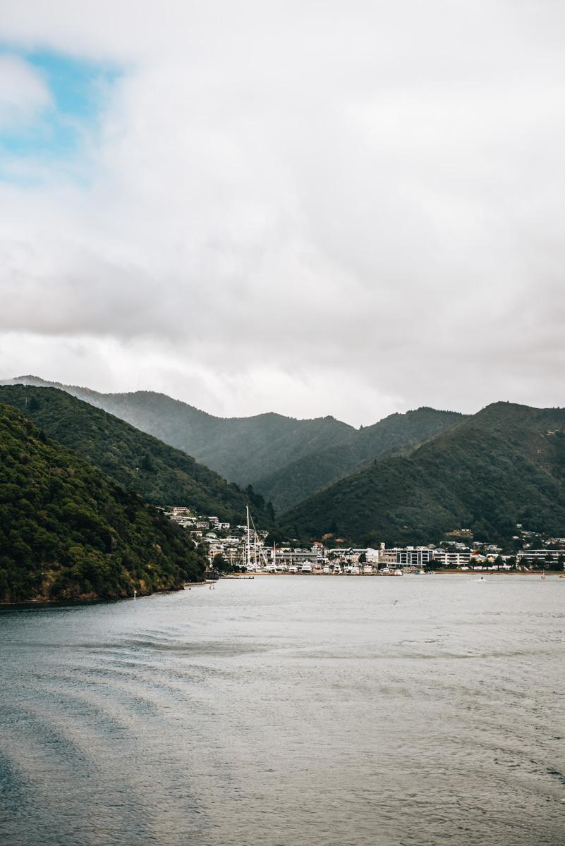 Interislander Neuseeland