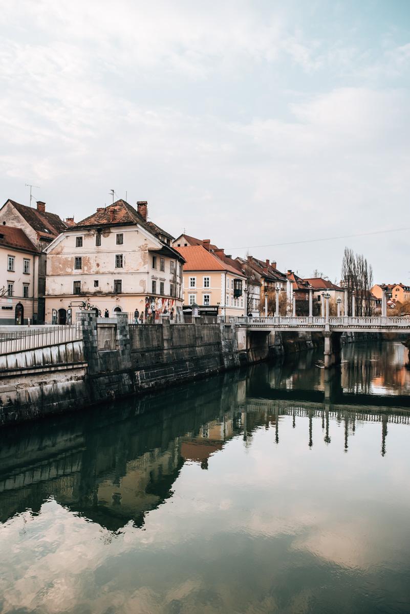 Ljubljana Sehenswürdigkeiten