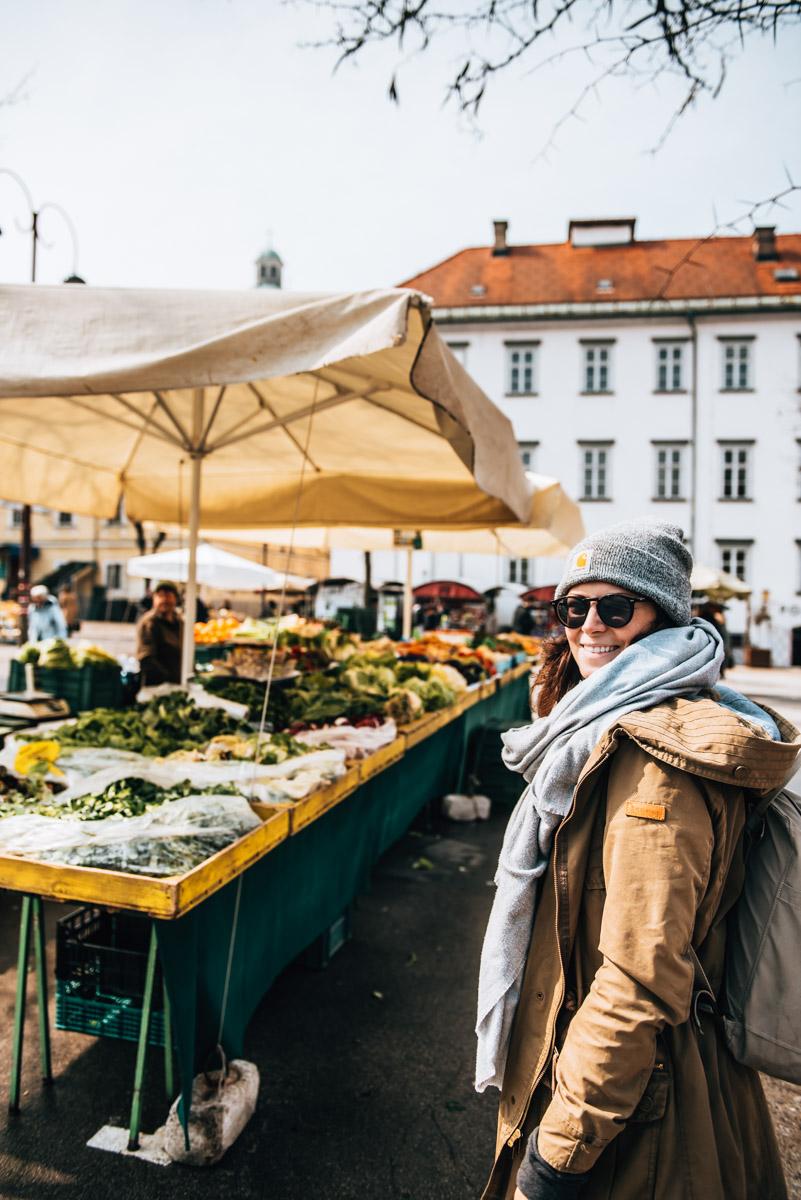 Markt Laibach