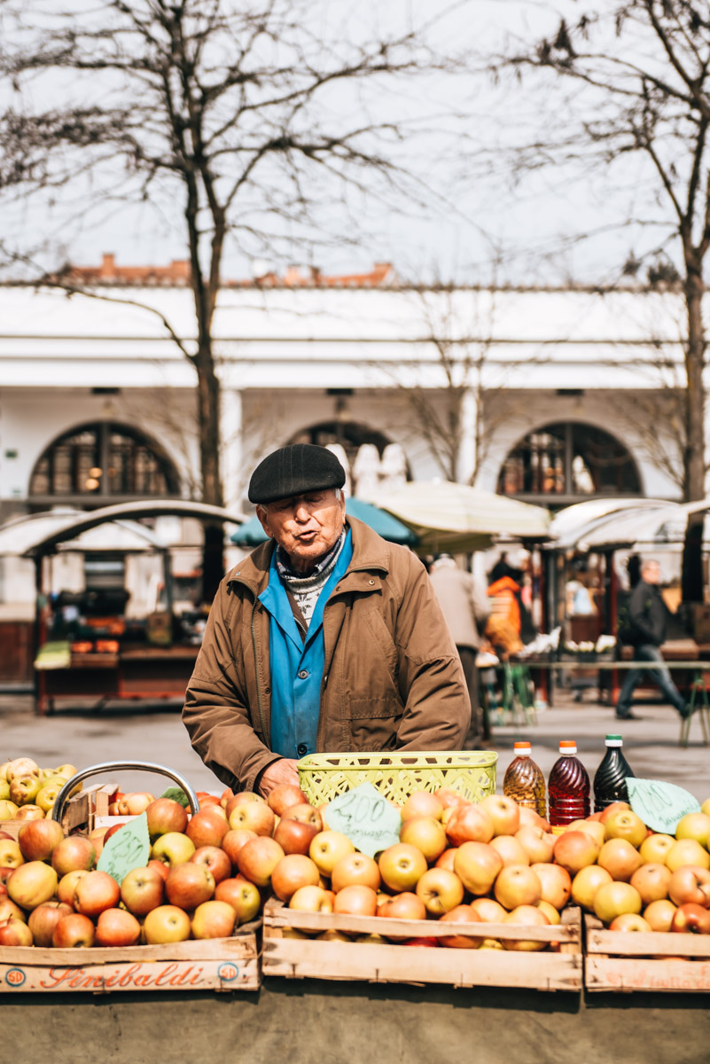 Markt Ljubljana