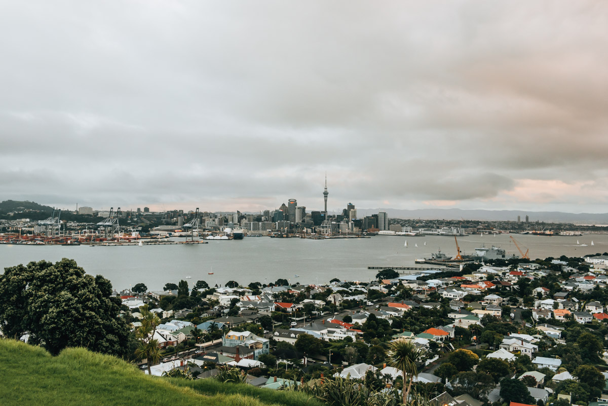 Mount Victoria Auckland