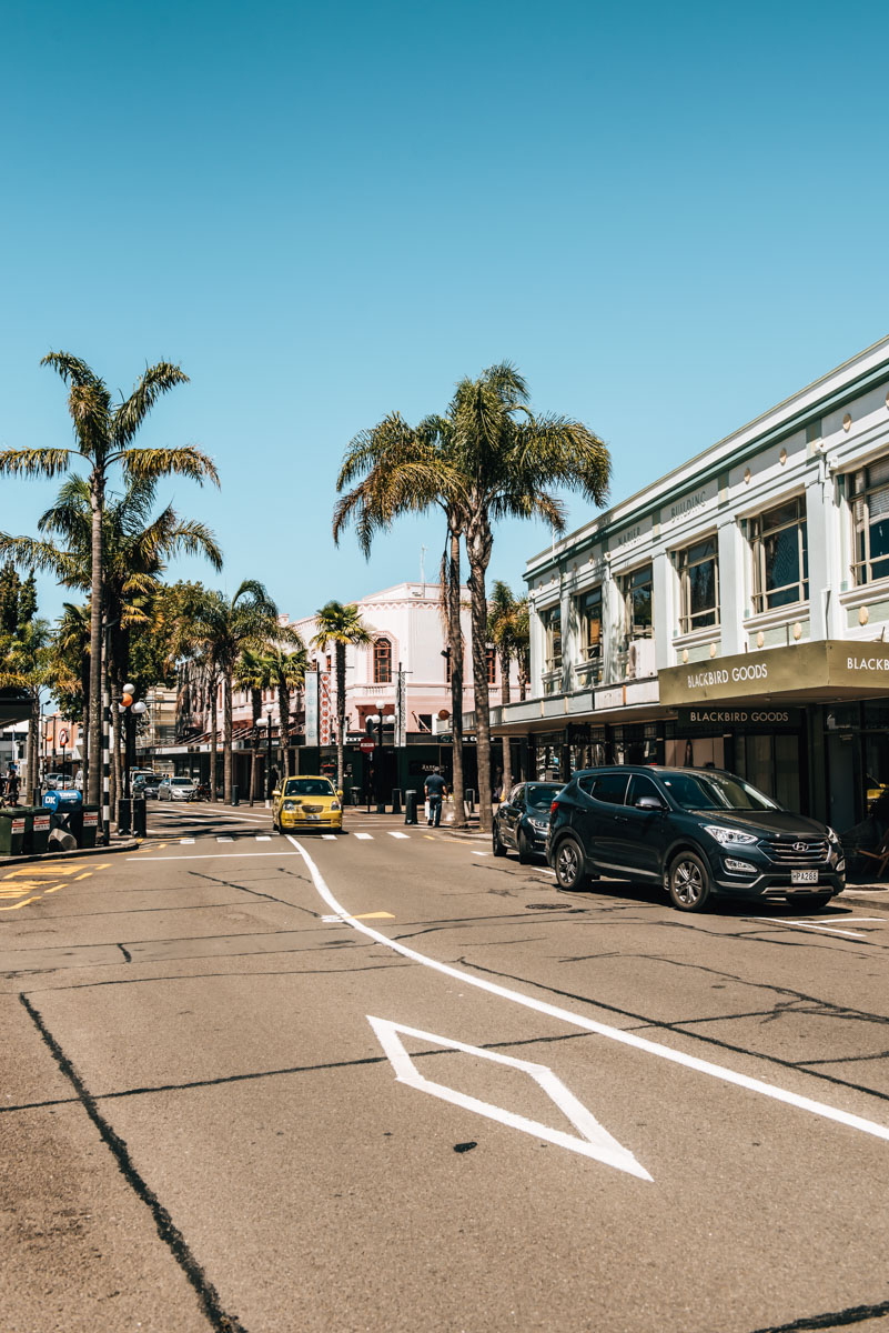 Travel Guide Napier