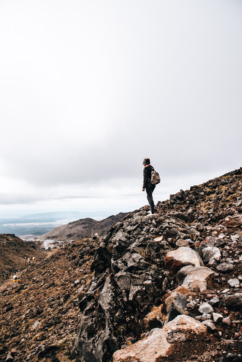 Ruapehu Wandern