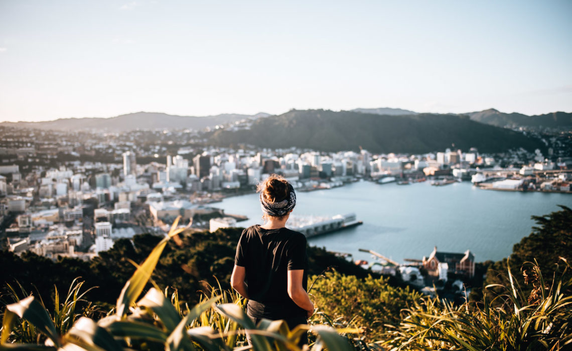 Sehenswürdigkeiten Wellington