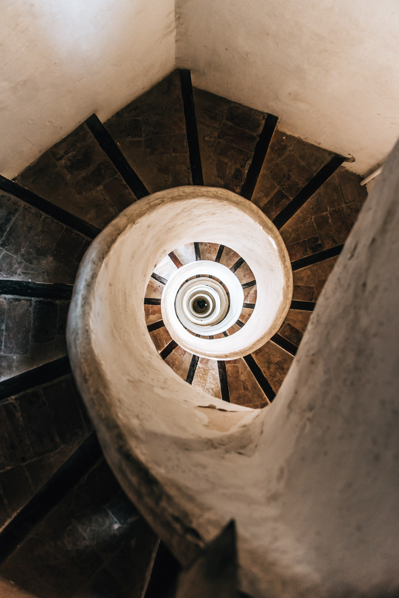 St Catalina Treppe