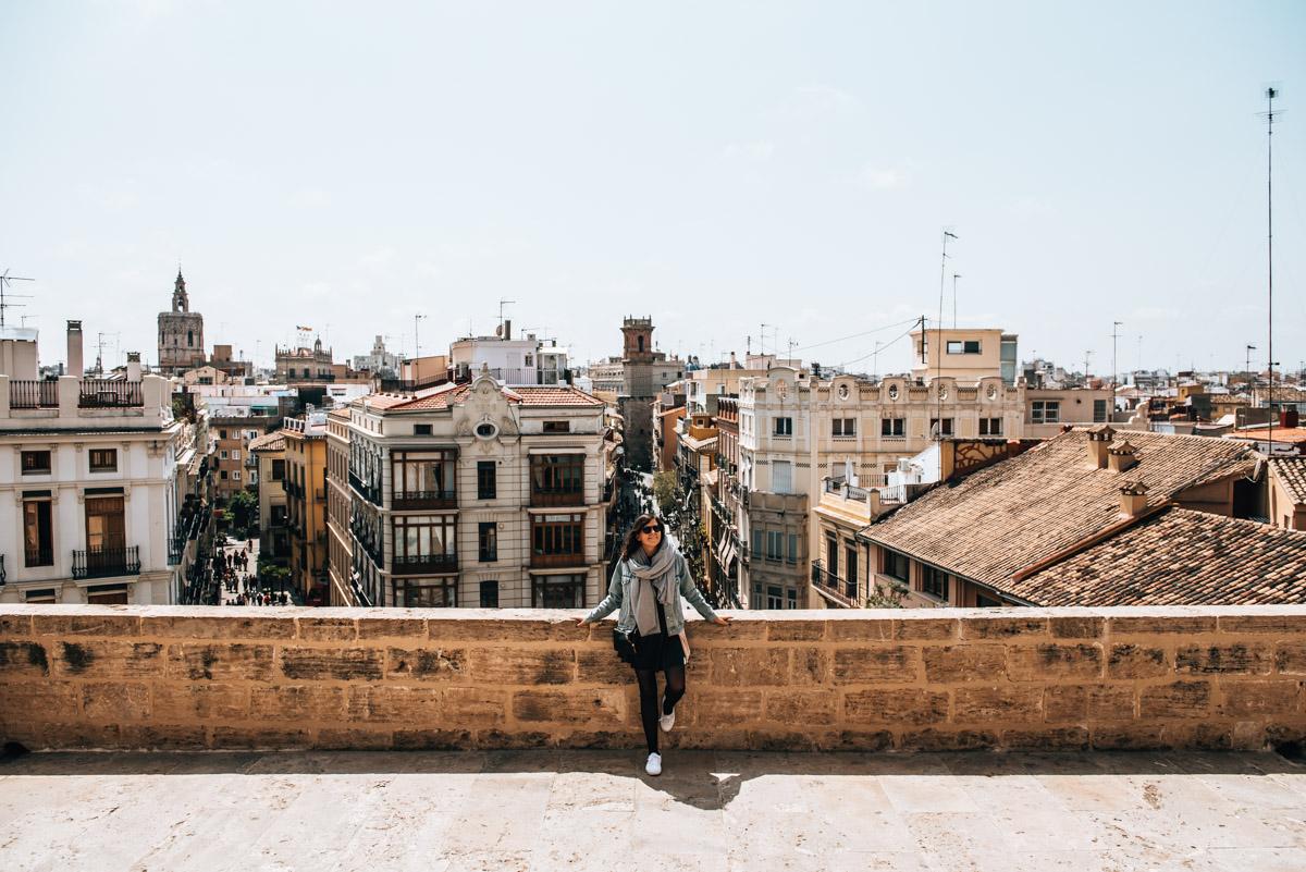 Valencia Aussicht Tipps