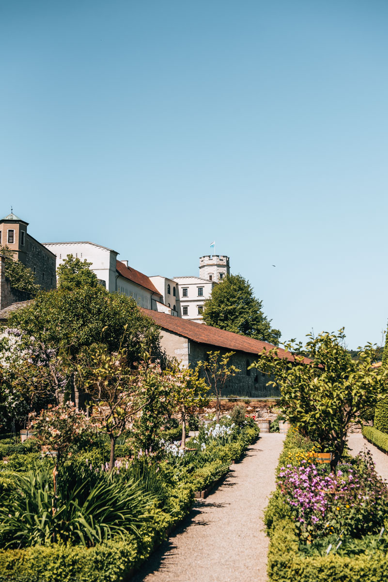 Ansbach Burg