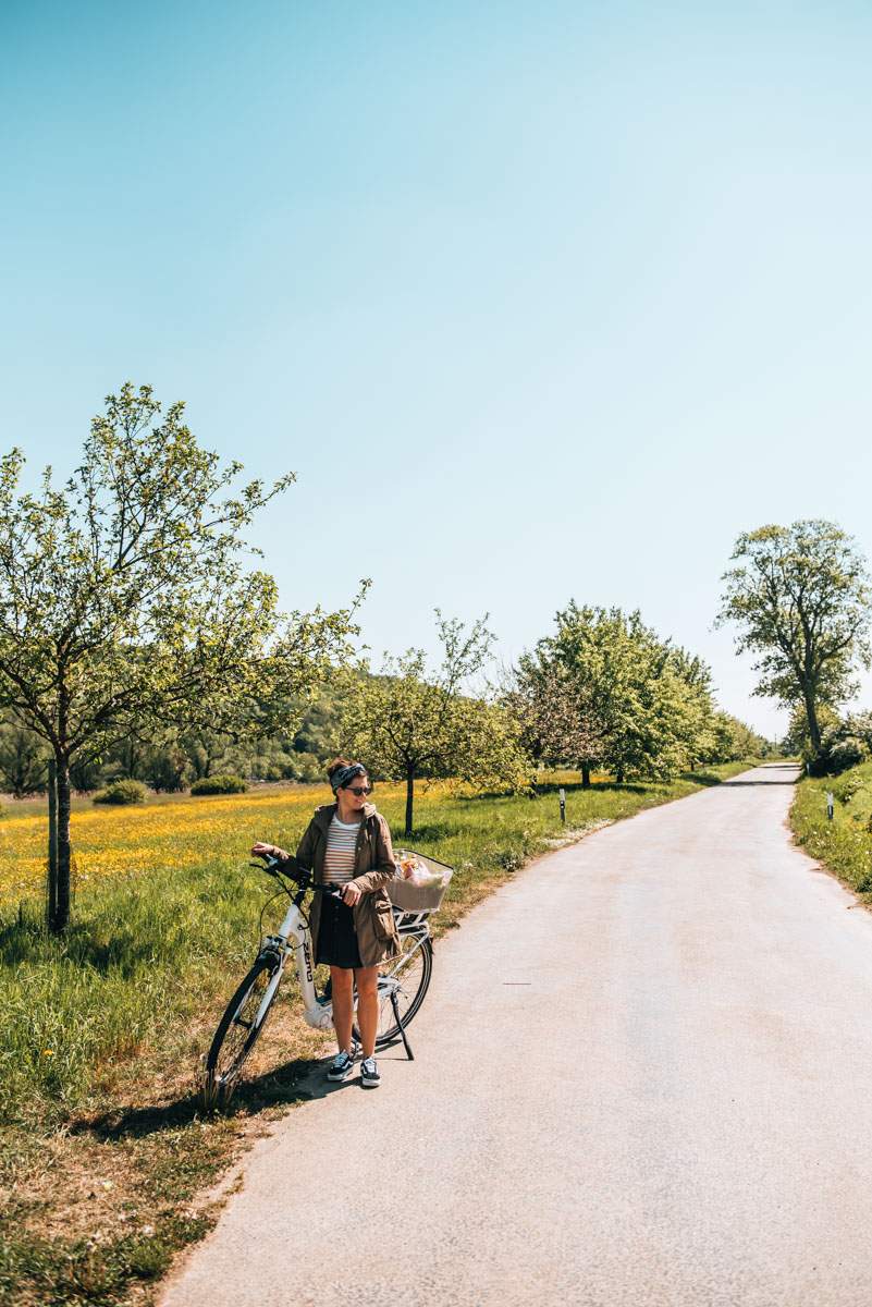 Ansbach Radtour