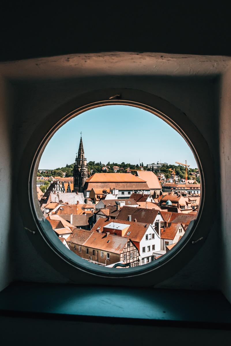 Aussichtspunkt Ansbach