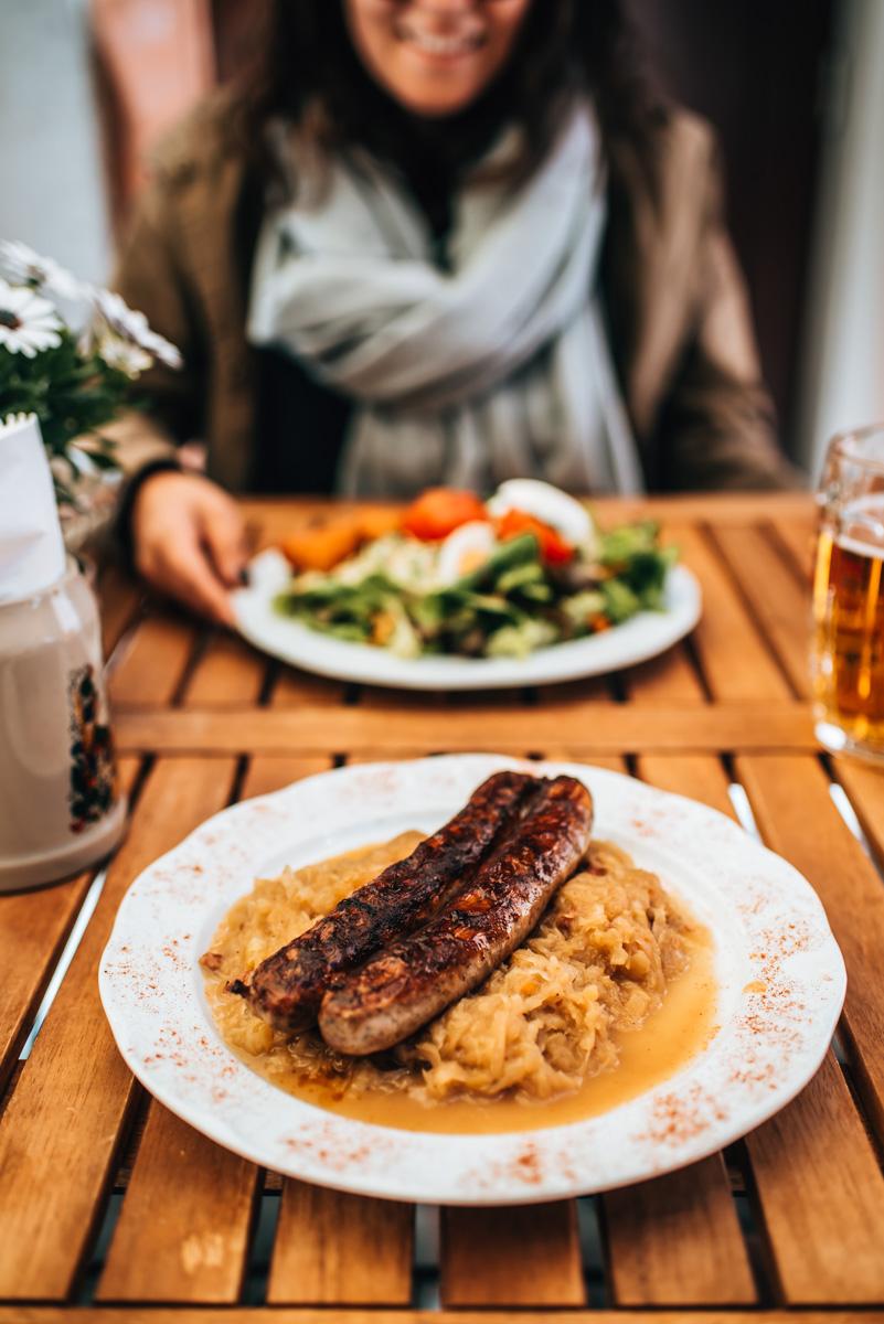 Bratwurst Ansbach