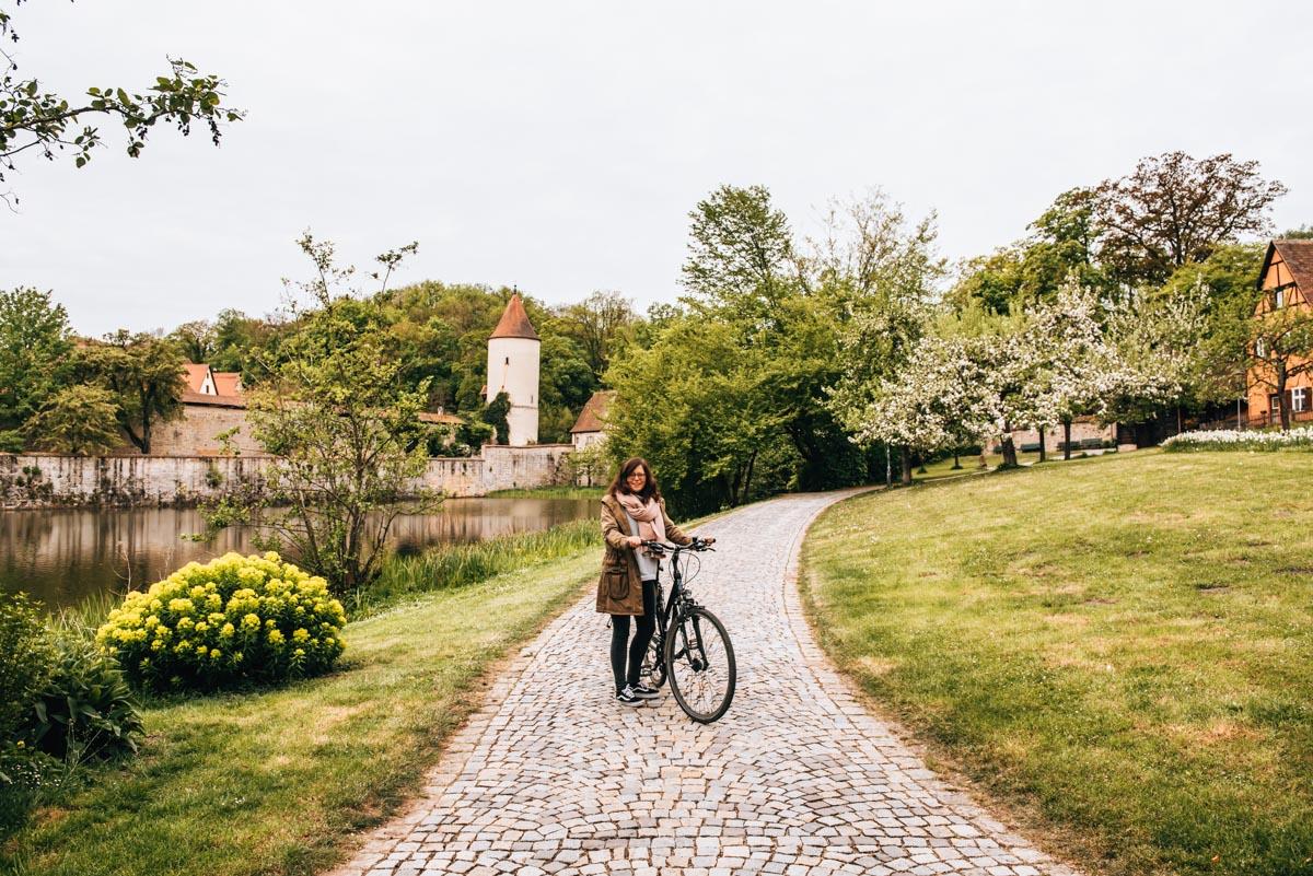 Dinkelsbühl Fahrrad
