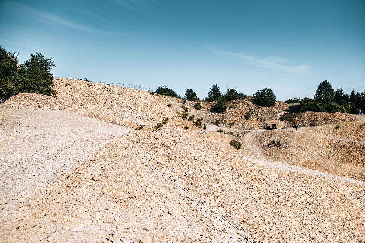 Fossiliensteinbruch Eichstätt