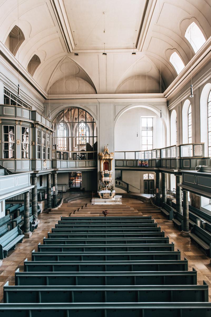 Gumbertus Kirche
