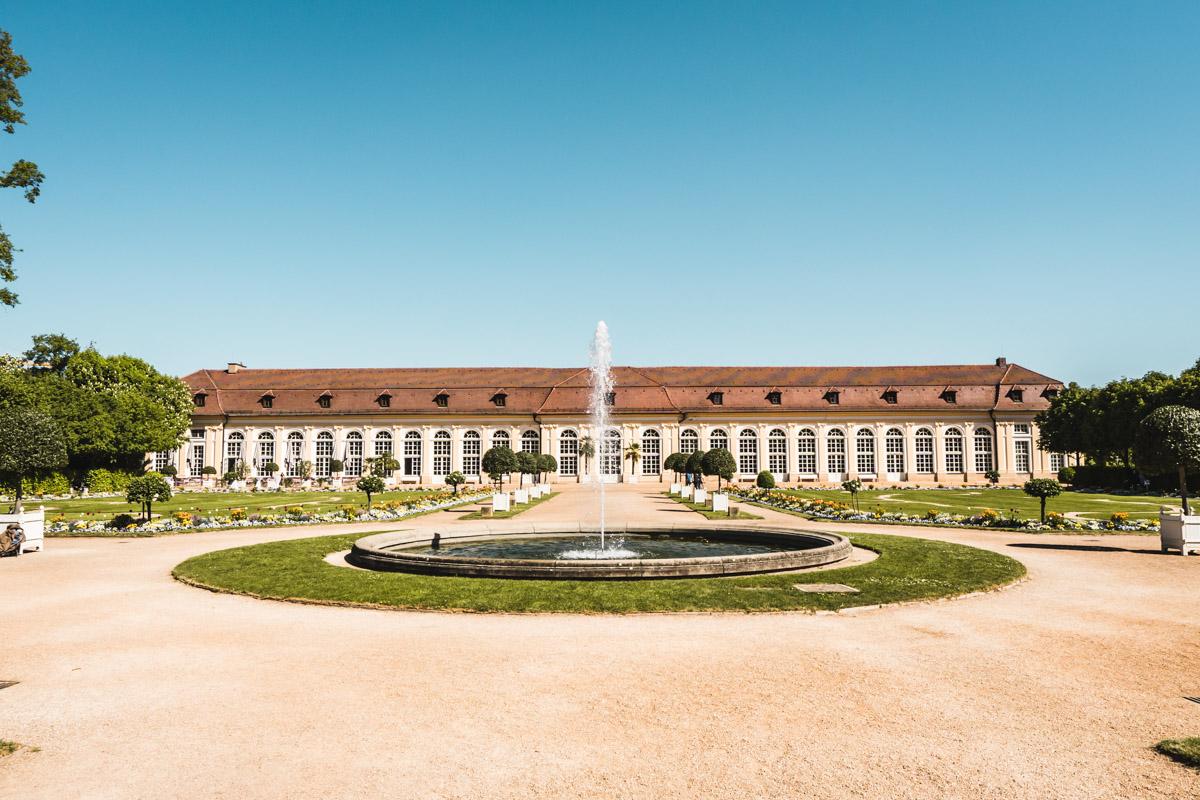 Hofgarten Ansbach