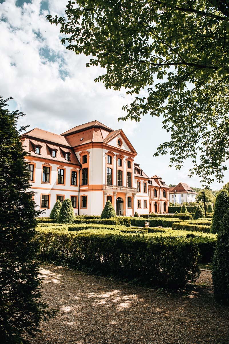 Hofgarten Eichstätt