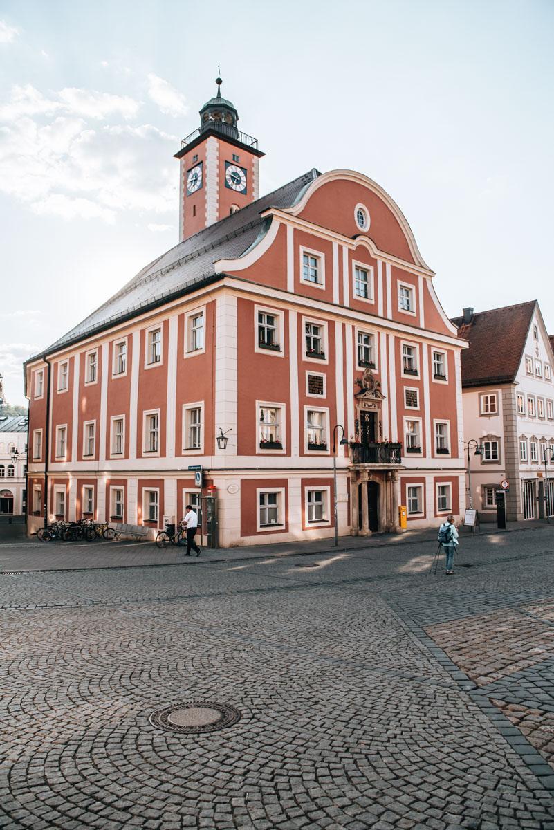 Marktplatz Eichstätt