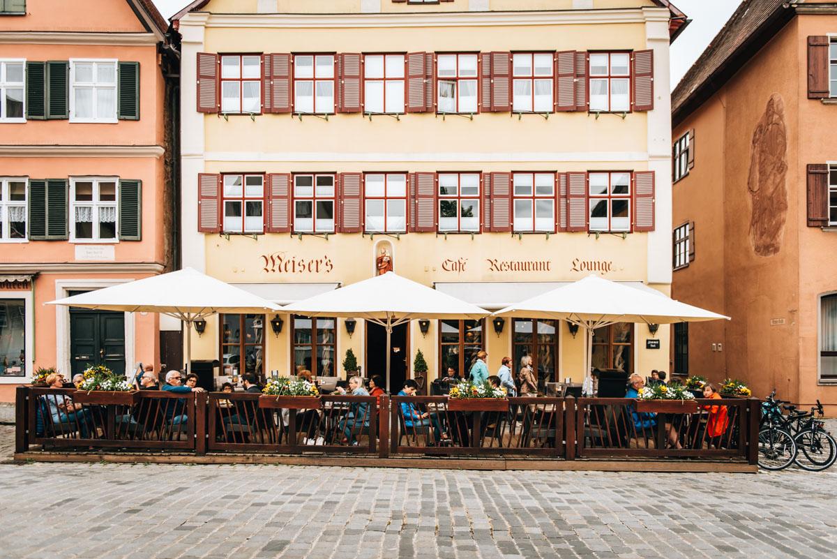 Restauranttipps Dinkelsbühl