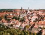Rothenburg ob der Tauber Drohne