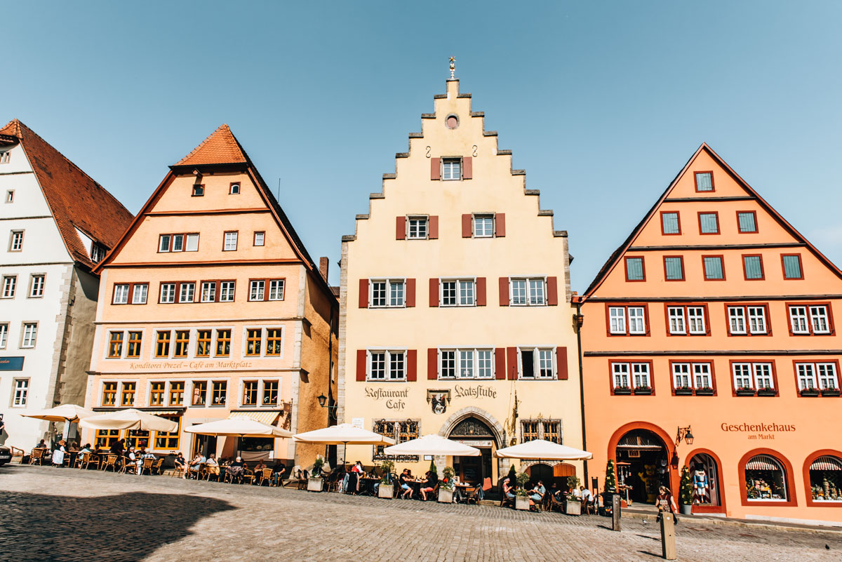 Rothenburg ob der Tauber insider tips