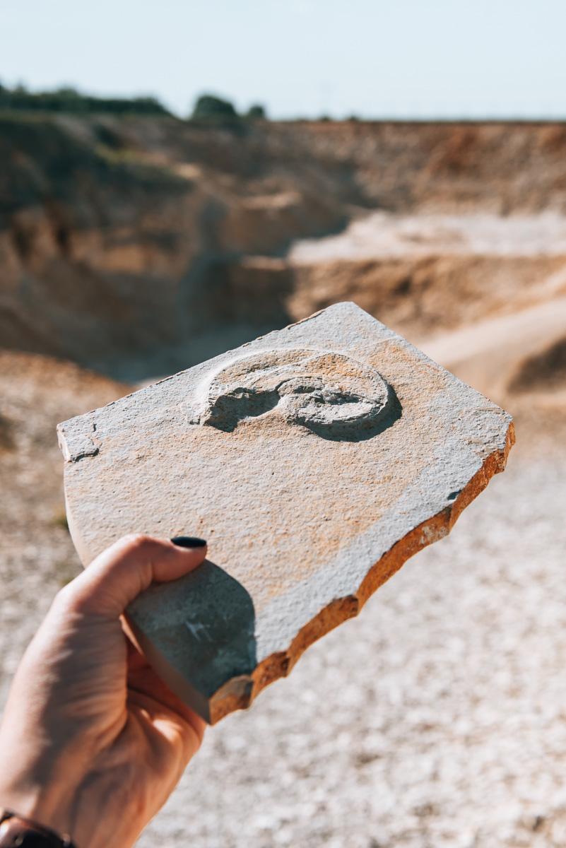 Steinbruch Eichstätt